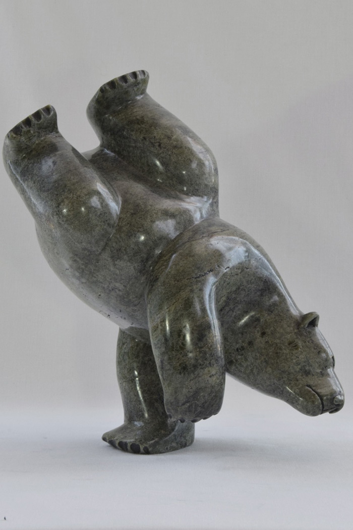 Cape dorset inuit art carvings directly from