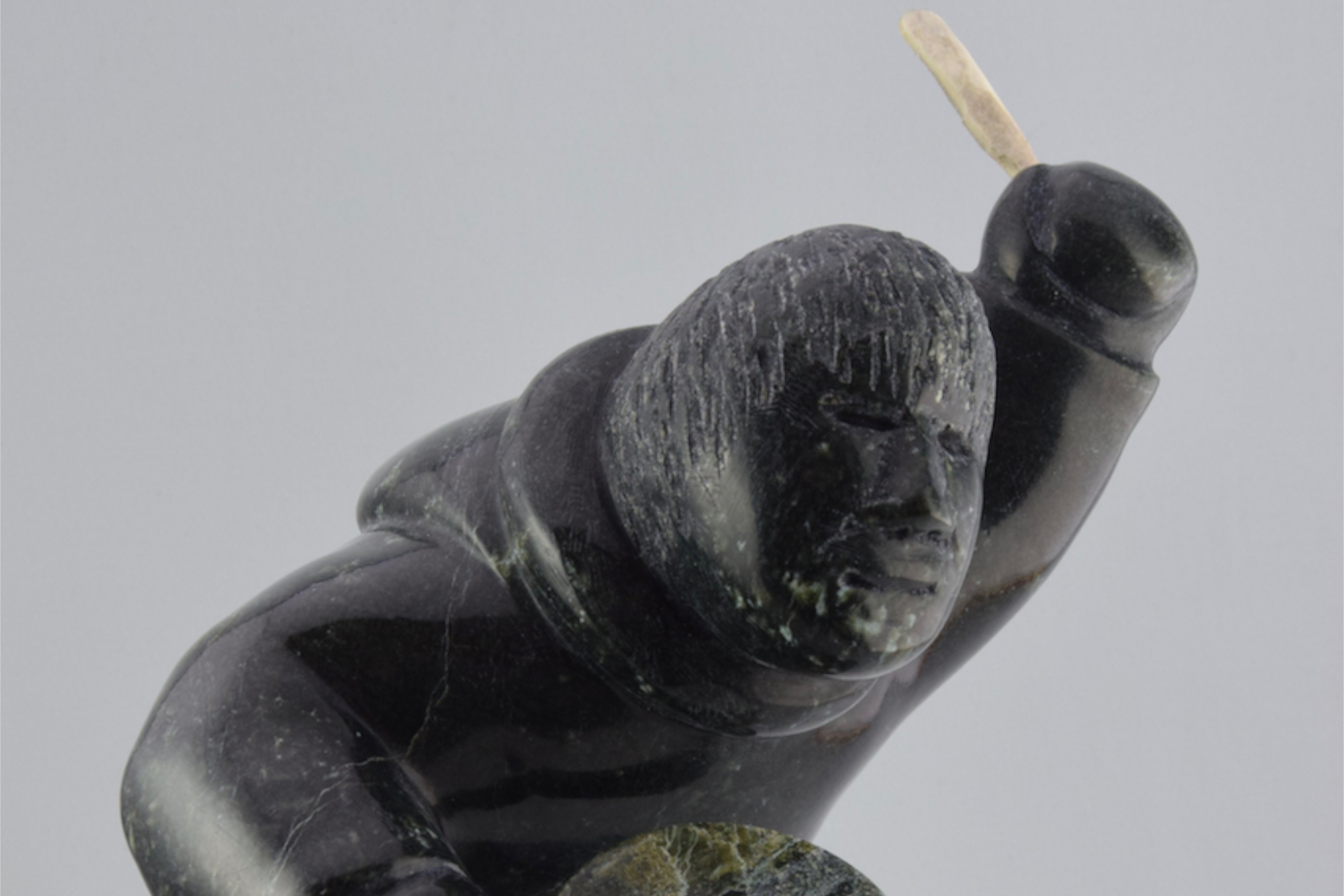 Featured Canadian Inuit artist and sculptor