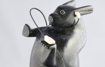 Hip Hop Hare with MP3 player – SOLD