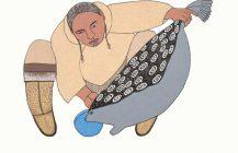 Surusiq Natsiaruqtuq (The Boy Turns into a Seal)